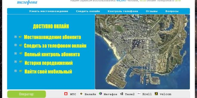 Отзывы о сайте mestopolozhenie-telefona.com